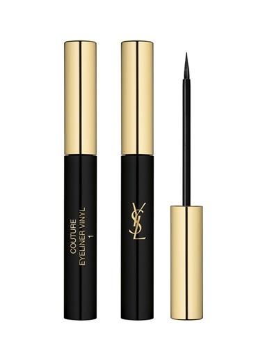 Yves Saint Laurent Ysl Couture Eyelıner Vınyl 01 Siyah